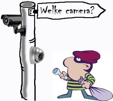 De beste bewakingscamera. Welke is dat?