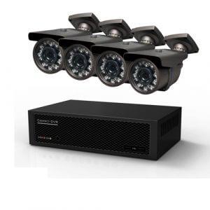 Recorder met bewakingscamera