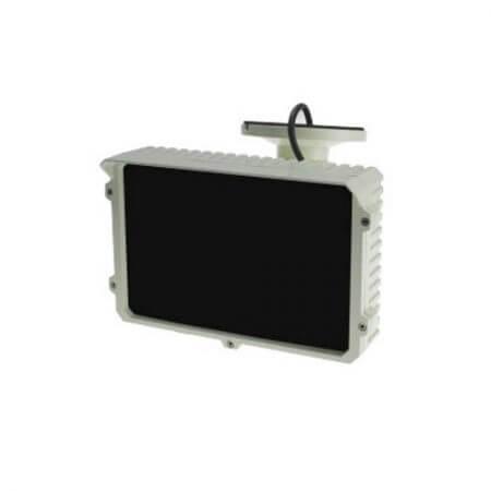 Verlichting voor bewakingscamera