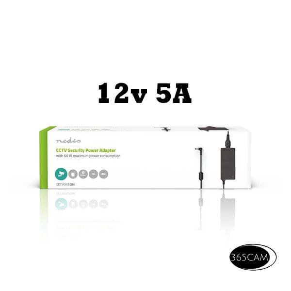 12v 5A adapter