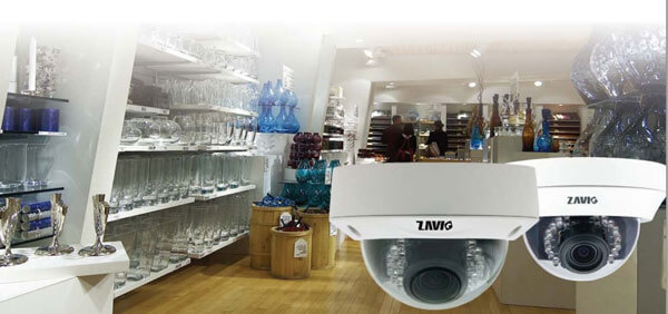 De beste winkel bewakingscamera