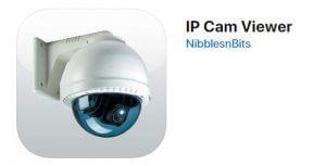 Gratis app voor cctv camera's