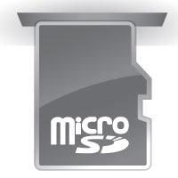 Kingston 32Gb microSD kaart