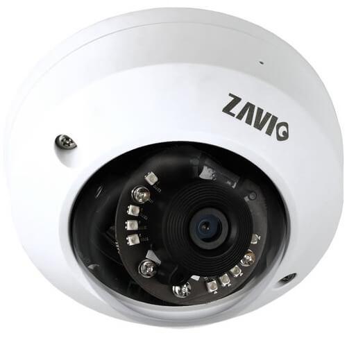 3MP bewakingscamera buiten