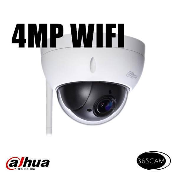 4MP bewakingscamera buiten SD22404T-GN-W