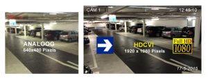 verschil HDCVI en analoog