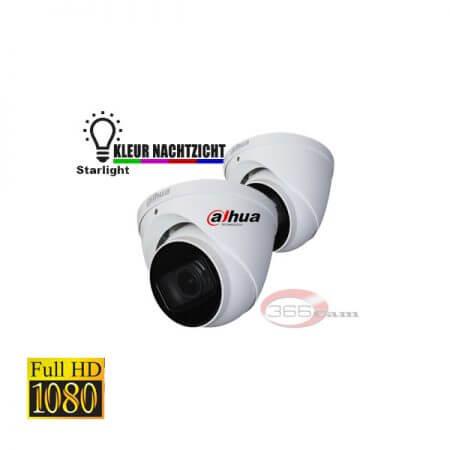 Starlight camera HDCVI