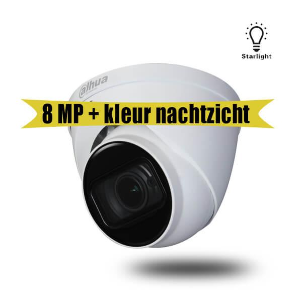 Bullet camera 4K HDCVI bewakingscamera 4K HAC-HDW2802T-A