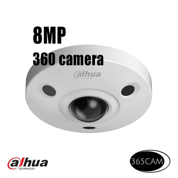 Fisheye HDCVI camera