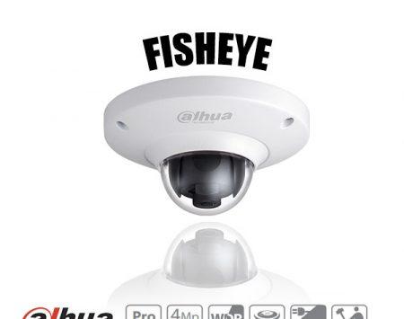 Dahua 360 Fisheye camera