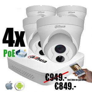 Dahua-IP-camera-set