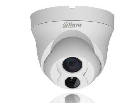 HDCVI camera met geluid