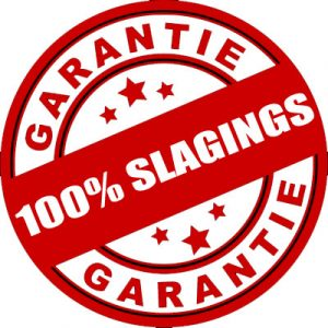100%-slagingsgarantie