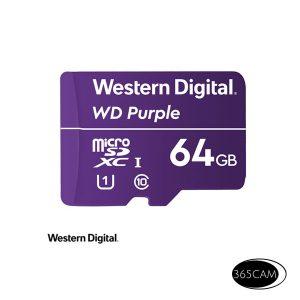 Western Digital 64GB microSDXC