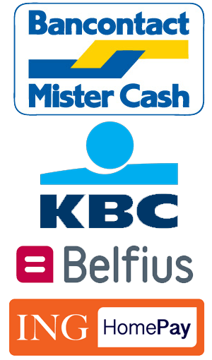 Betaalmethodes België