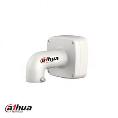 4K bestuurbare bewakingscamera muurbeugel
