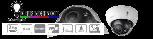 starlight dome camera