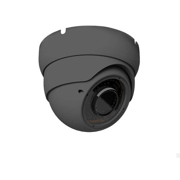 antraciet dome camera
