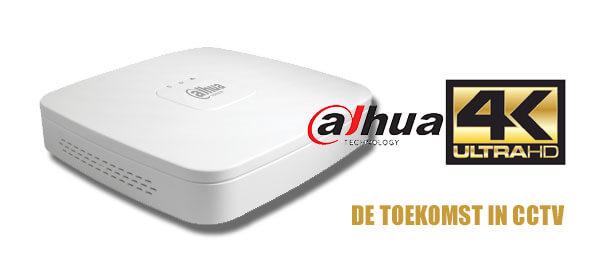 HDCVI 4K recorder
