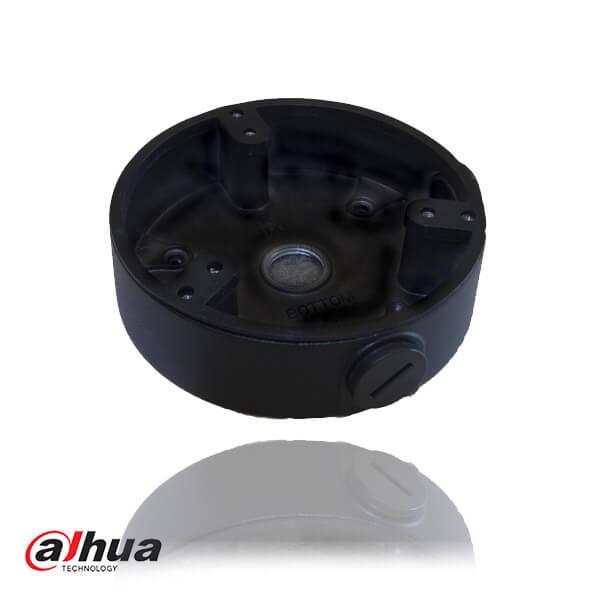 Junction box zwart Dahua