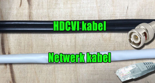 De belangrijkste verschillen tussen HDCVI en IP