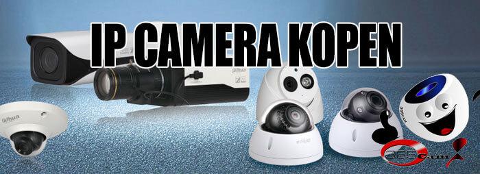 IP camera kopen