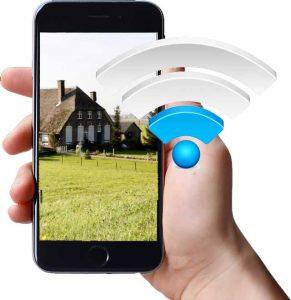 Videobewaking in buitengebied