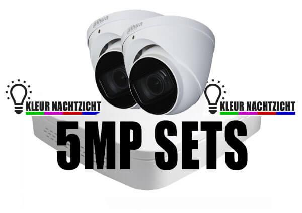 HDCVI set 5MP