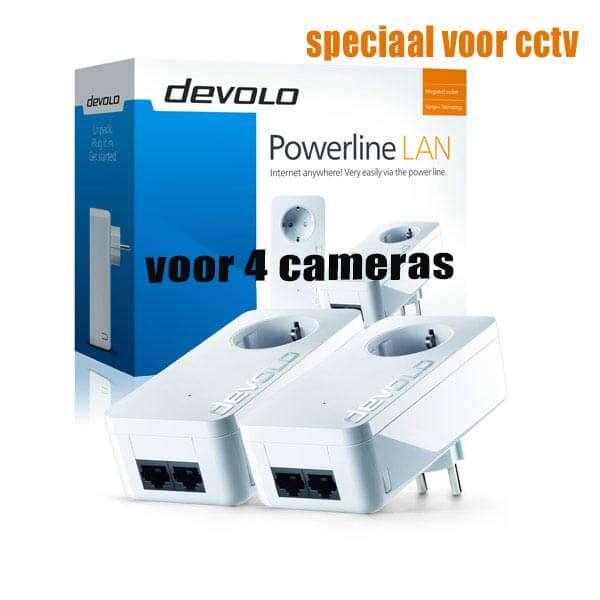 Powerlan camera set v