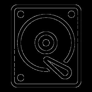 NVR4216-16P-4KS2 harddisk ingebouwd